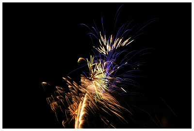 Fireworks on 7.3.04 in Navarre, FL