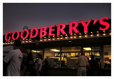 Goodberry's Frozen Custard...
