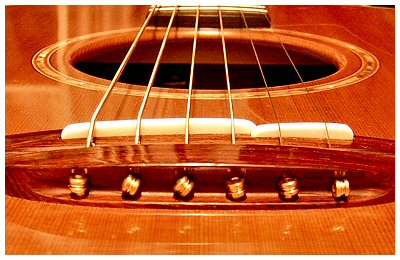 Nothing sounds quite as nice as a brand new set of strings...